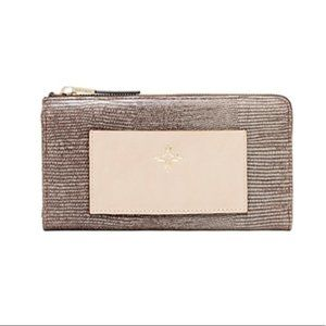 INDIA HICKS THE RESERVE - ISLAND GECKO WALLET